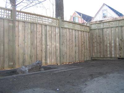 Fence TFC-10