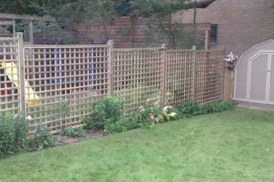 Lattice Fence TLF-01