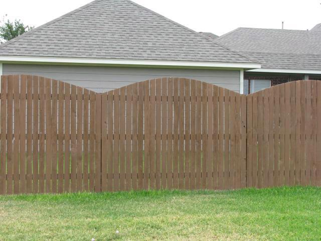 Scallop Fence TSF-01