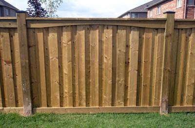 Scallop Fence TSF-02