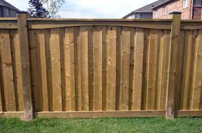 Scallop Fence TSF-02