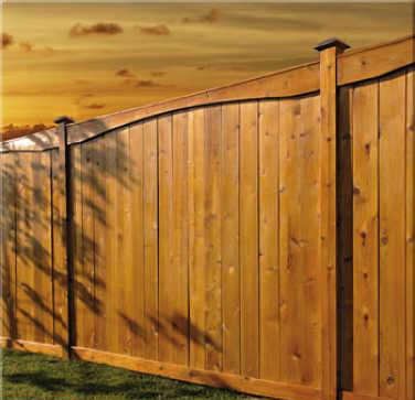 Scallop Fence TSF-03