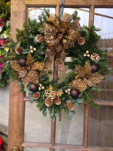 Wreaths in all styles
