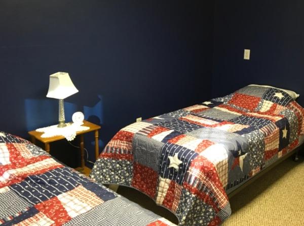 Bedroom 2, view #2