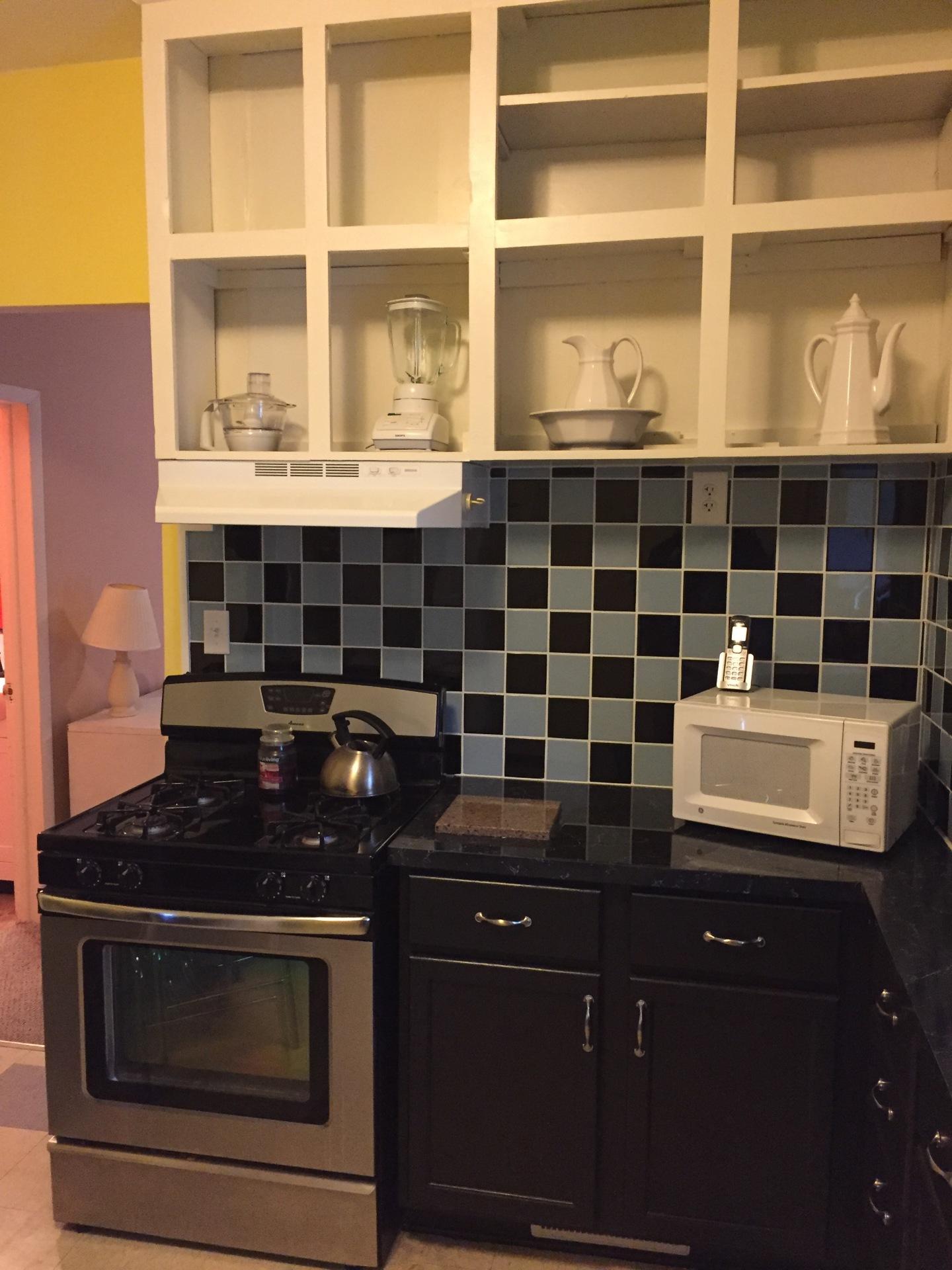Kitchen, view #2