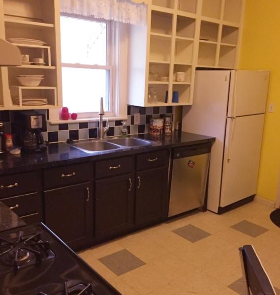 Kitchen, view #3