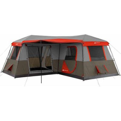 Our camping gear. TENT
