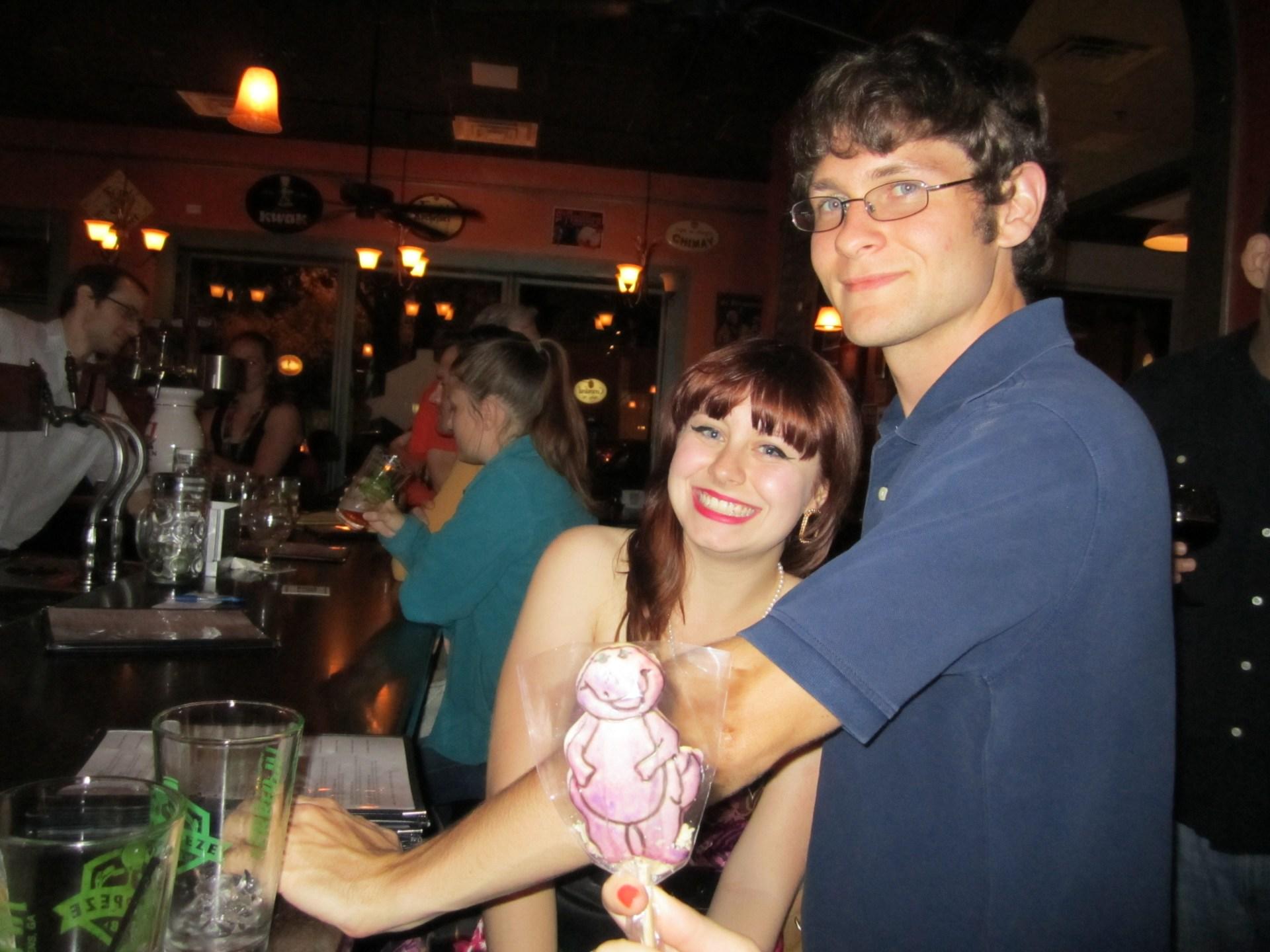 2011 - Jamie's 21st Birthday