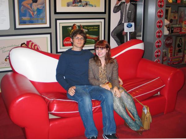 2011 - Coke Museum