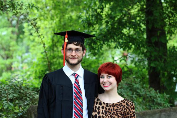 2014 - Matt's UGA Graduation