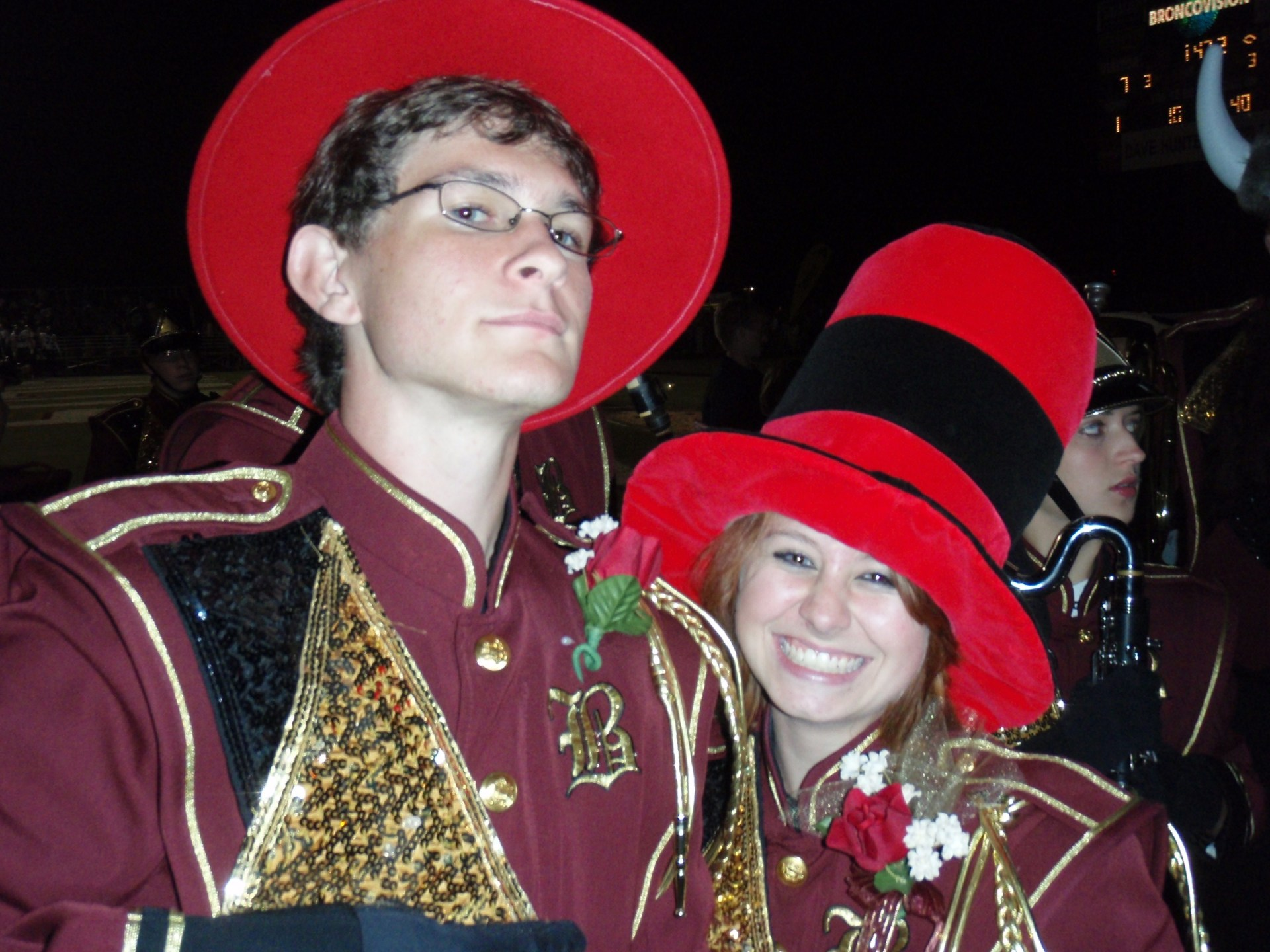2007 - High School Marching Band