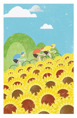 The Sunflower Race