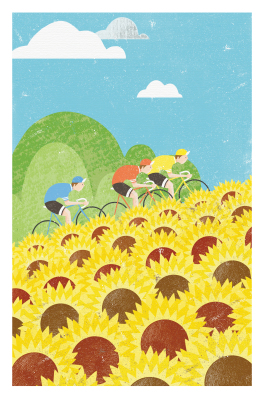 The Sunflower Race