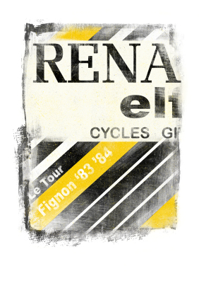 Renault Retro Jersey