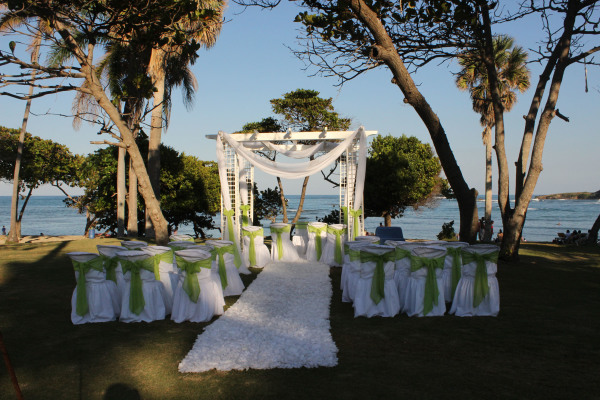 CM Beach Wedding
