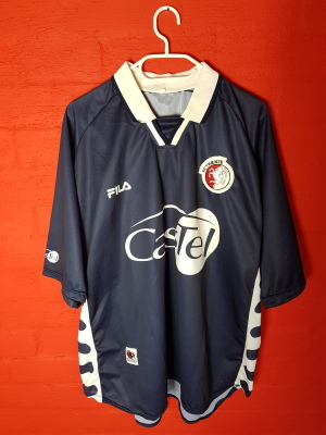 Sjors Brugge - 1999/2000