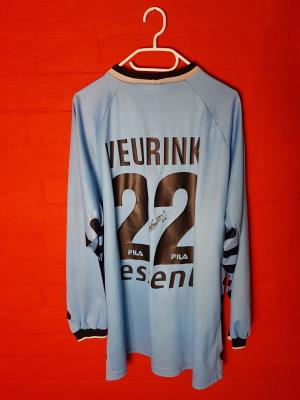 Marc Veurink - 1999/2000