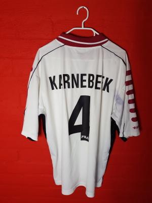 André Karnebeek - 2000/2001