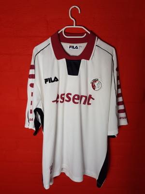 Patrick Pothuizen - 2000/2001