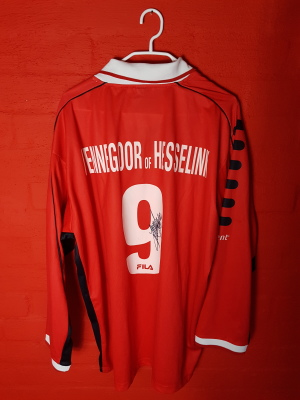 Jan Vennegoor of Hesselink - 2000/2001