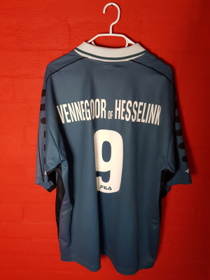 Jan Vennegoor of Hesselink - 2000/2001