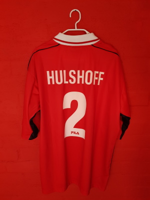 Dennis Hulshoff - 2000/2001