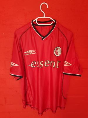 Tommie van der Leegte - 2001/2002