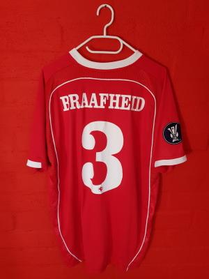 Edson Braafheid - 2007/2008