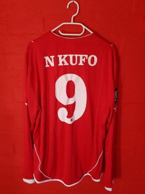 Blaise Nkufo - 2008/2009