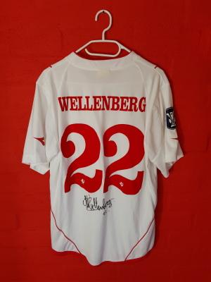 Niels Wellenberg - 2008/2009