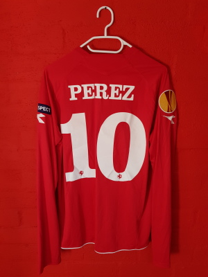 Kenneth Perez - 2009/2010