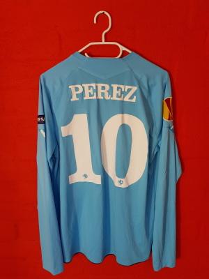 Kenneth Perez - 2009/2010
