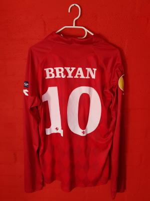 Bryan Ruiz - 2010/2011