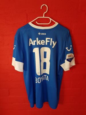 Dedryck Boyata - 2012/2013