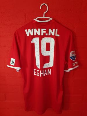 Shadrach Eghan - 2013/2014