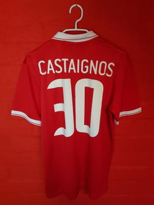 Luc Castaignos - 2014/2015
