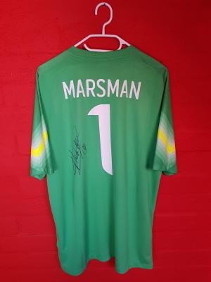 Nick Marsman - 2014/2015