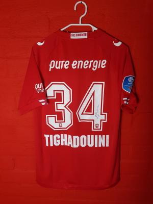 Adnane Tighadouini - 2017/2018
