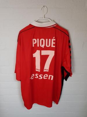 Mitchell Piqué - 2000/2001