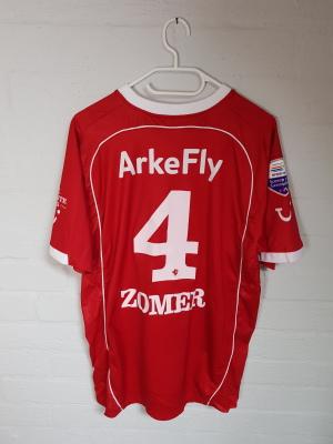 Ramon Zomer - 2007/2008