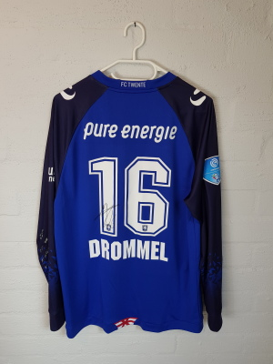 Joël Drommel - 2017/2018