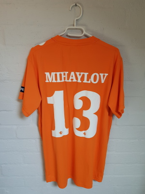 Nikolay Mihaylov - 2011/2012