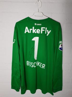 Sander Boschker - 2012/2013