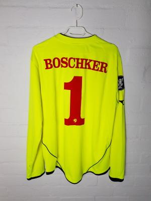 Sander Boschker - 2008/2009
