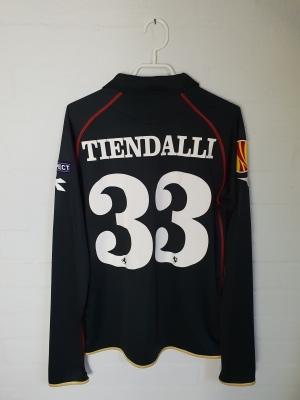 Dwight Tiendalli - 2010/2011