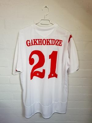 Giorgi Gakhokidze - 2006/2007