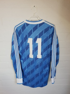 Pieter Huistra - 1988/1989