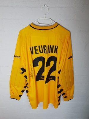 Marc Veurink - 2000/2001