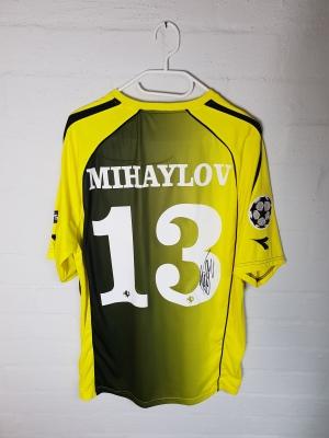 Nikolay Mihaylov - 2010/2011