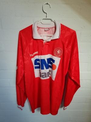 Jan van Halst - 1993/1994